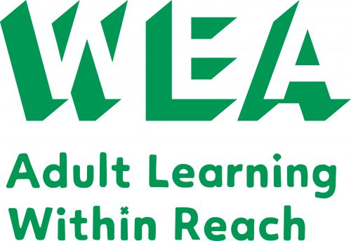 Booking now open for September WEA Courses
